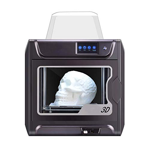 GMZS Large Size 3D Printer, 300X250x300mm Auto Level Touch Screen Single Extruder DIY 3D Printer Kit Heated Bed
