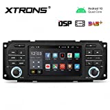 XTRONS 5' Auto Touchscreen Autoradio Auto Multimedia Player mit Android 9.0 Quad Core Multimedia Player Voll RCA Ausgang WiFi 4G Bluetooth 2GB RAM 16GB ROM OBD2 FÜR Chrysler/Jeep/Dodge