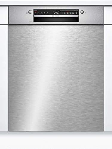 Preisvergleich Produktbild Bosch SMU2ITS33E Serie 2 Unterbau-Geschirrspüler / A+ / 60 cm / Edelstahl / 290 kWh / Jahr / 12 MGD / SilencePlus / Extra Trocknen / VarioBesteckkorb / Home Connect