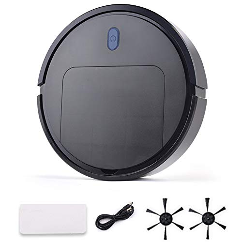 Fantastic Prices! GHF 1800Pa Powerful Vacuum Cleaner, Ultra-Thin Robot Vacuum Cleaner, Smart Vacuum ...