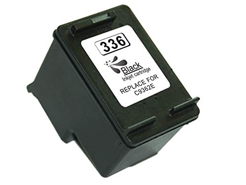 TONERPACK 336 Negro Cartucho de Tinta Remanufacturado para HP - Reemplaza C9362EE