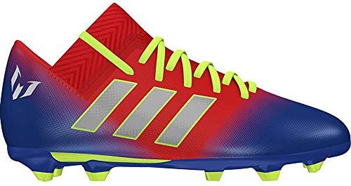 adidas Unisex-Kinder Nemeziz Messi 18.3 Fg J Fußballschuhe, Mehrfarbig (Multicolor 000), 36.5 EU