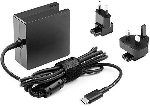CoreParts Power Adapter for DELL 65W 5V 2.4A 20V3.2A, 01FR024, 02DL128, X7W50AA, 860209-8 (65W 5V 2.4A 20V3.2A Plug:USB-C, EU & UK Wall - 5V 2.4A, 5.2V 3A,9V3A, 12V3A, 14.5V2A, 15V3A,)