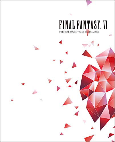 FINAL FANTASY VI ORIGINAL SOUNDTRACK REVIVAL DISC 【映像付サントラ/Blu-ray Disc Music】 (特典なし)
