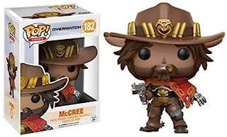 Funko Juegos POP: figuras de juguete Overwatch McCree