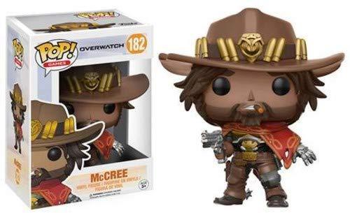 POP! GAMES: Overwatch McCree