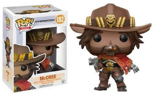 Funko POP Games: Overwatch McCre...