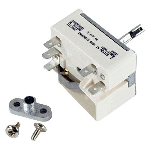 903136-9010 Range Surface Element Control Switch Kit Genuine Original Equipment Manufacturer (OEM) Part