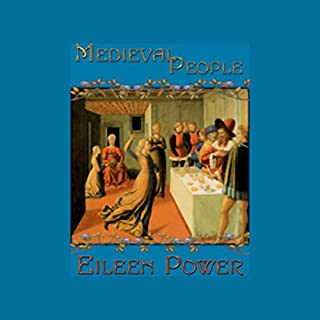 Medieval People audiobook cover art