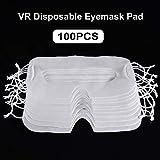 starter 100 unidades de máscaras desechables para HTC Vive Vr Pro Oculus Quest Rift S Go Case para Ps4 Vr Samsung Gear Vr Daydream
