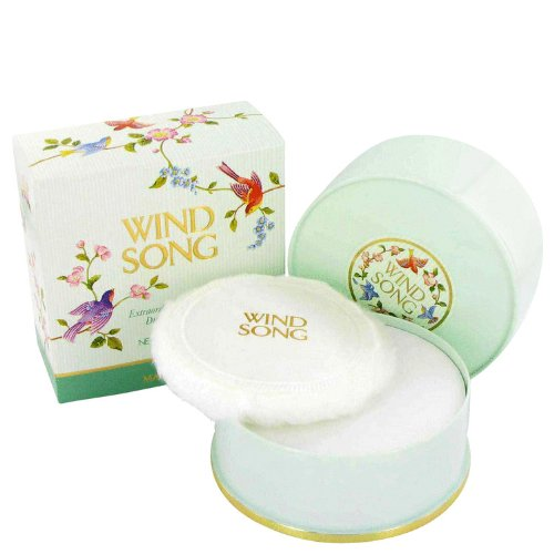 Wind Song Perfume By Prince Matchabelli 4 oz Dusting Powder For Women - 100% AUTHENTIC