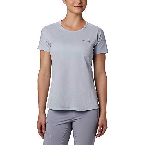 Columbia Irico Knit Shirt pour Femme, Cirrus Grey, XL