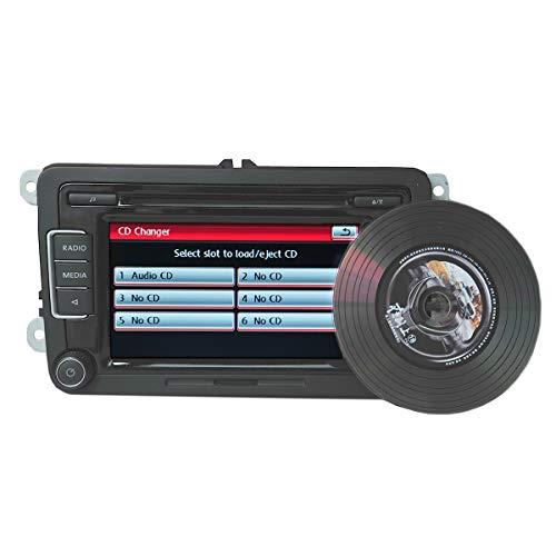 Amzparts RCD510 Radio 6 Disc CD ...