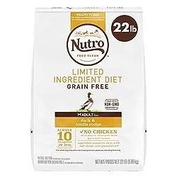 Nutro Limited Ingredient Diet Grain Free Dog Food