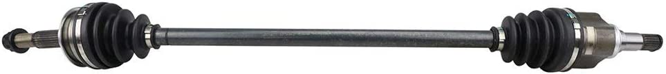 NEW Front LEFT CV Axle Shaft Driver Side Fits 2006 2007 2008 2009 2010 2011 2012 2013 2014 Toyota Yaris Bodeman