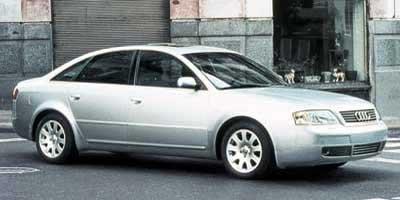 2000 Saab 9-5, 4-Door Sedan Automatic Transmission, 2000 Audi A6, 4-Door Sedan Automatic Transmission ...