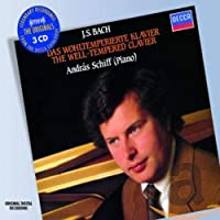 Bach J.S.: Well-Tempered Klavier
