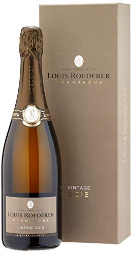 Louis Roederer Champagne Brut Vintage 2013 Deluxe Geschenkpackung Champagner (1 x 0.75 l)