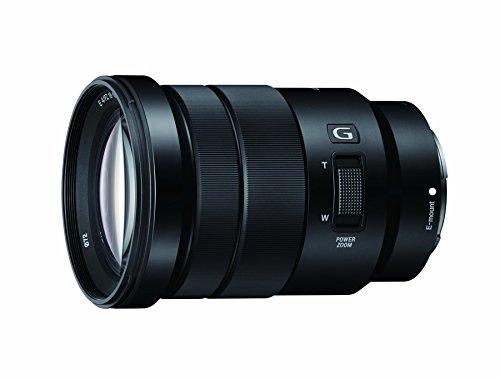 Sony SELP18105G E PZ 18-105mm F4 G OSS , Black