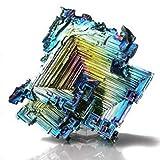 PIERRETOILES Bismuto Mineral Specimen 40 mm Piedra de transformación … (20 mm)