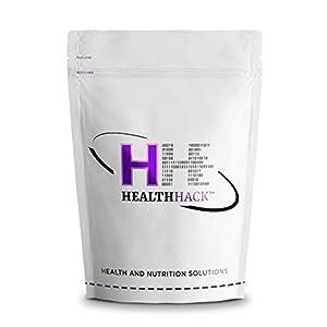 Health Hack - Vitamina C (ácido ascórbico), 100 g