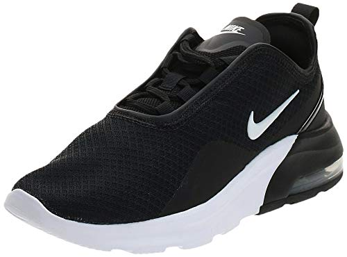 Nike Women's Air Max Motion 2 Sneaker Shoes in Black, Size 7.5 Medium