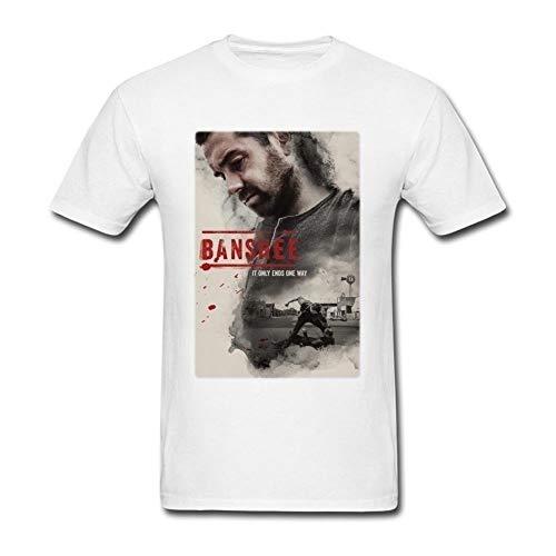 Men's Banshee Season 4 Poster T Shirt