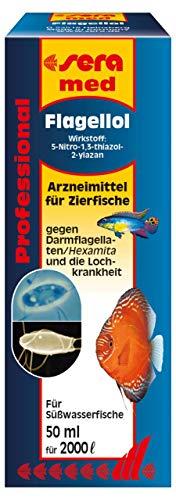 Sera Flagellol Conditionneur d'Eau pour Aquariophilie 50 ml