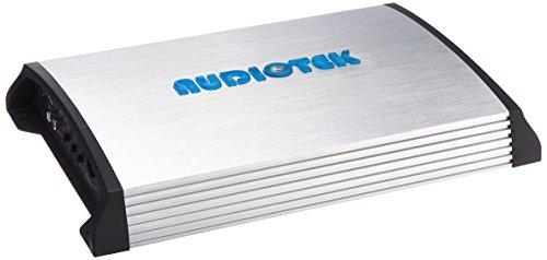 Audiotek at840s (2Canales, Clase AB 2Ohm Estable 2400W Amplificador Coche estéreo w/Control de…