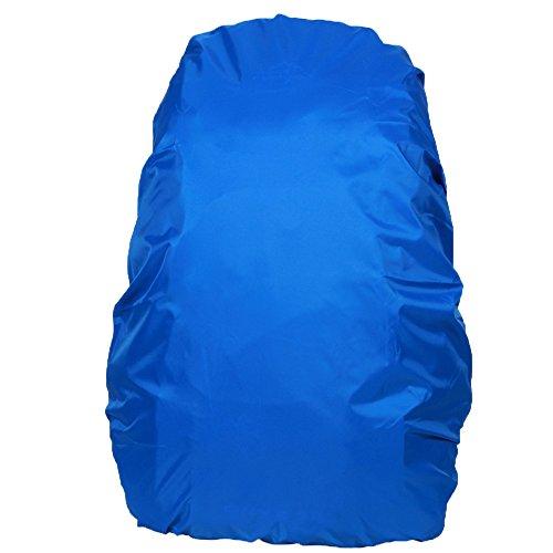 Copertura Zaino Impermeabile Antipioggia per All aperto 40-55L (Colore Casuale)
