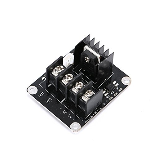 Liamostee 3D Printer Accessoires Mosfet Verwarmd Bed Power Module MKS voor Anet A8 A6 A2 Prusa i3