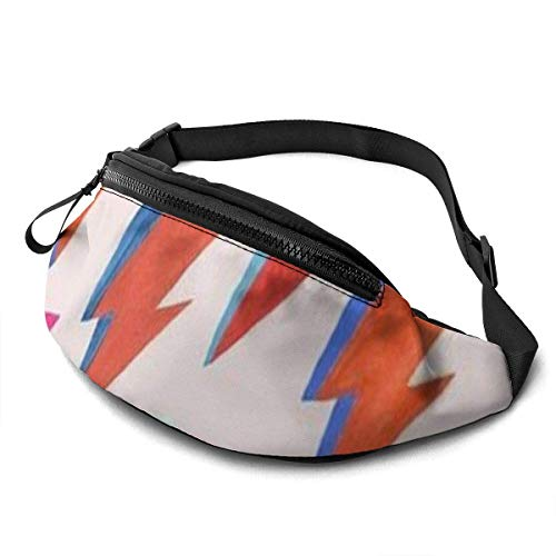 XCNGG Bolso de la cintura del ocio bolso que acampa bolso del montañismo Interesting Painting Fanny Packs for Women and Men Waist Bag Adjustable Belt for Outdoors Workout,Traveling,Casual Running,Hiki