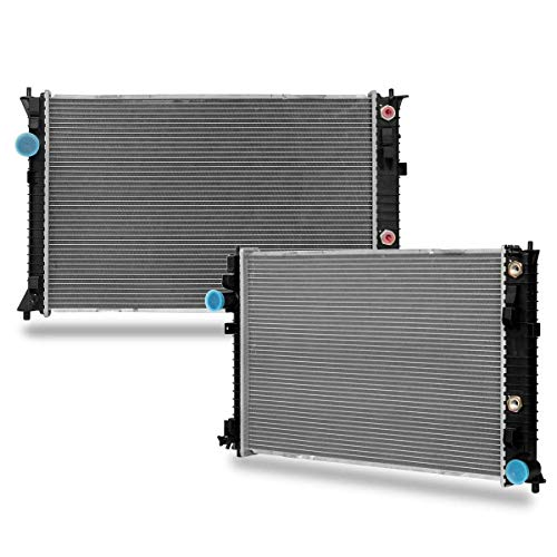 CU2856 Radiator Replacement for ford Fusion Lincoln Zephyr 2006 2007 2008 2009 L4 V6 3.0L 2.3L
