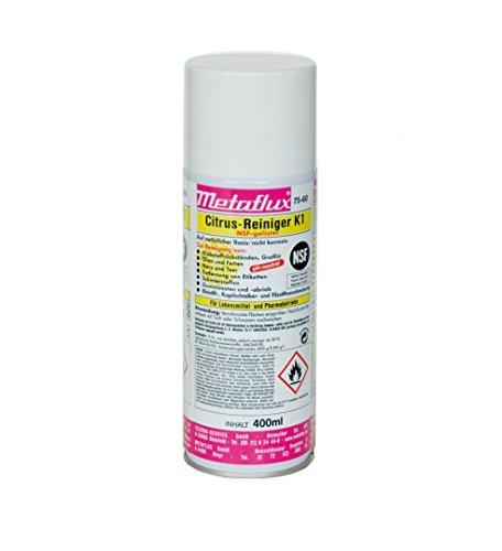 METAFLUX 75-60 Citrus-Reiniger K1 (NSF) Spezial-Reiniger für Lebensmittel (EUR 39,75 / L)