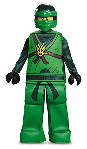 LEGO Disguise Ninjago Lloyd Prestige Déguisement de Haute qualité pour Enfant L