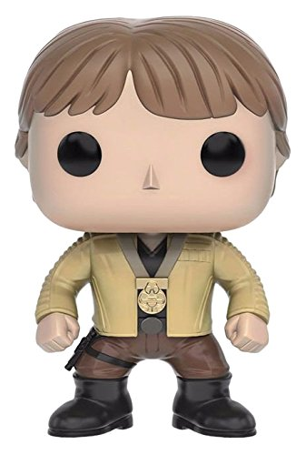 Funko - Figurine Star Wars - Luke Skywalker Ceremony Exclu