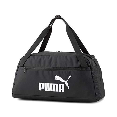 PUMA Unisex Erwachsene, PHASE SPORTS BAG Sporttasche, Schwarz, Einheitsgröße
