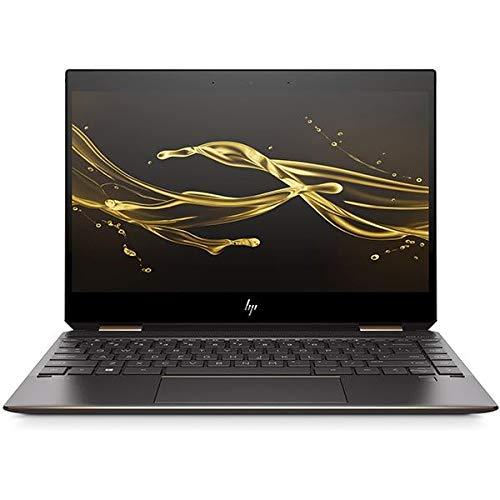 HP Spectre x360 13-AP0001NA 13.3' FHD Laptop, Intel Core i7-8565U (4 Core, 4.6 GHz), 8GB DDR4 RAM, 512GB SSD, Intel UHD Graphics 620, Windows 10 Pro - UK Keyboard Layout.
