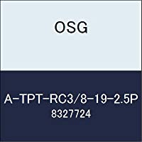 OSG ハイス管用テーパタップ A-TPT-RC3/8-19-2.5P 商品番号 8327724