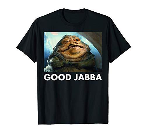 Star Wars Good Jabba The Hut Graphic T-Shirt
