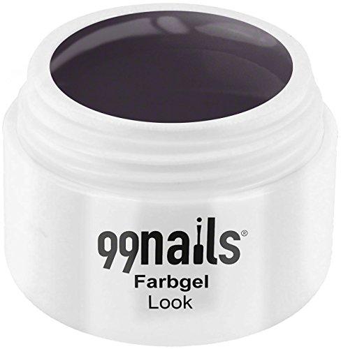 99 Nails® Farbgel – Look, 1er Pack (1 x 5 ml)