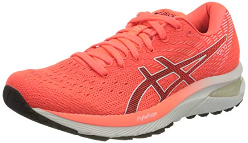 ASICS Damen 1012A949-600_39,5 Running Shoes, orange, 39.5 EU