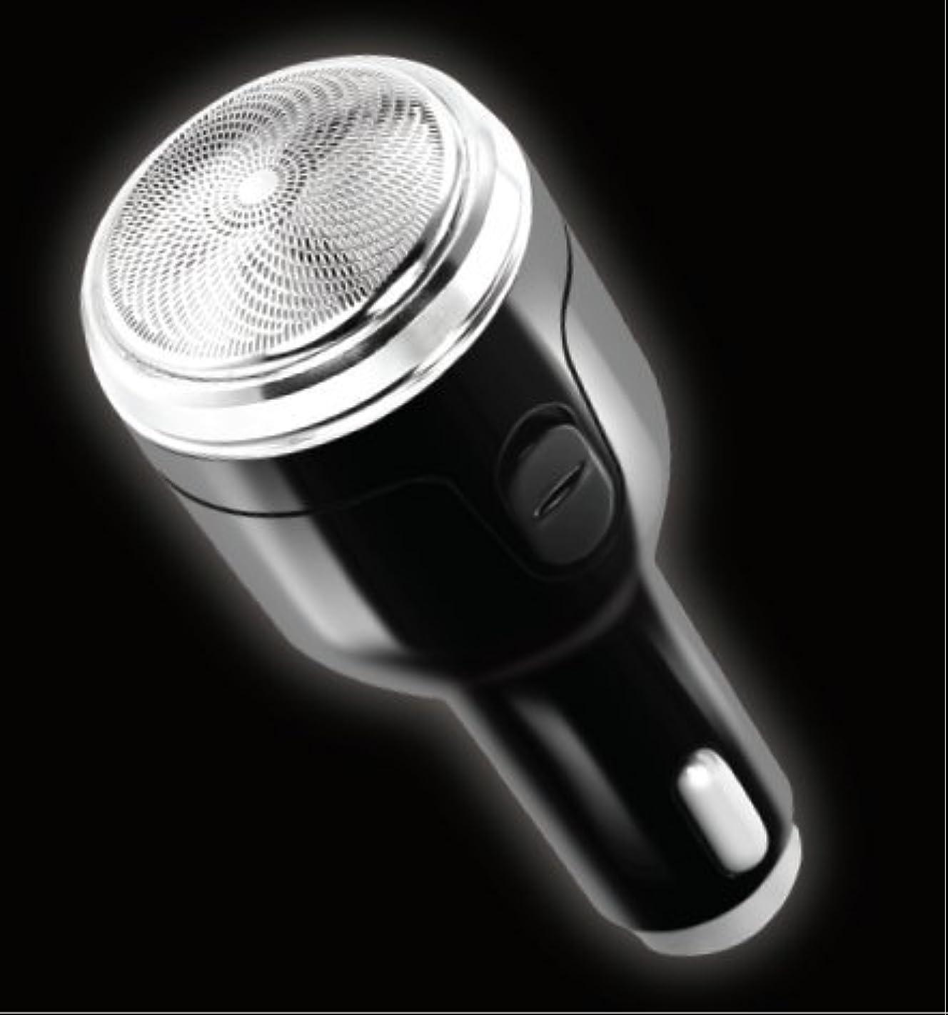 メトロポリタンエンゲージメント髭剃り 電気シェーバー 車載用 マルチシェーバー ROOMMATE 12V/24V車対応 EB-RM42H