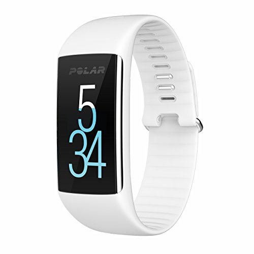 POLAR Activity Tracker A360, White, S, 90057433