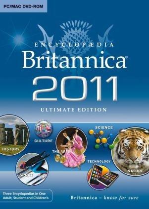Encyclopaedia Britannica 2011 Ultimate Edition (PC+MAC)