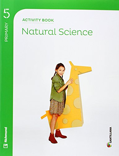 NATURAL SCIENCE 5 PRIMARY ACTIVITY BOOK - 9788468020785