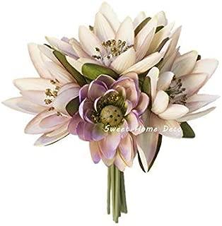 Best lotus flower with stem Reviews