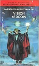 Vision of Doom (Endless Quest Book #35) [a Dungeons & Dragons Adventure Book]