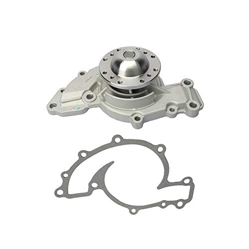 BRTEC Professional Water Pump Kit with Gasket fits 1998-2009 for Chevy Monte Carlo/Impala/Camaro/Lumina, for Buick Allure/Lacrosse/Park Avenue/Regal, for Oldsmobile/for Pontiac Water Pump Kit