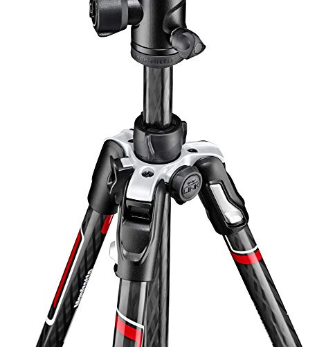 Manfrotto Befree Advanced Carbon - 8